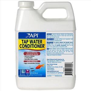 API Tap Water Conditioner 946ml Aquarium Chlorine Remover EXP2025