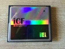 iCF 1000 Industrial Compact Flash Memory Card 1GB