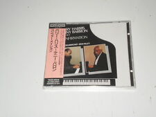 BARRY HARRIS / KENNY BARRON - CONFIRMATION - JAPAN CD 1992 W/OBI - NEW! SEALED!