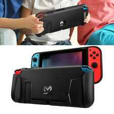 For Nintendo Switch Console Shockproof Rugged Protective Silicone TPU Case Cover