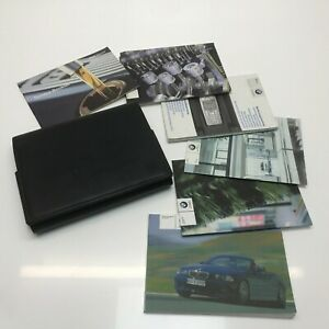 Bmw 3 series E46 M3 Cabriolet owners manuals handbook with wallet set #3
