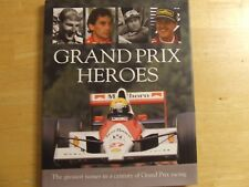 GRAND PRIX HEROES WILLIAM ENSOR HARD BACK GREAT BOOK 96 PAGES