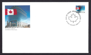Canada   # 1931  Flag Over Canada Post H.O.     Brand New 2002 Unaddressed Cover