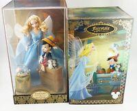 2017 D23 Expo Disney Store Exclusive Pinocchio Blue Fairy Designer Doll LE 1023