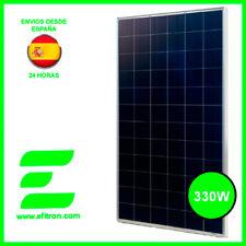 Placa solar panel  fotovoltaico policristalino  330 Wp 72 células (24V)  KASEEL