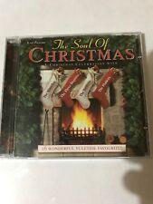 The Soul Of Christmas Cd 2003 K-tel Ent Uk Import  16 Yuletide Favourites