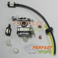 Carburetor Kit For Makita BHX2500CA 24.5 cc Blower Replace Makita 168641-9 Carb