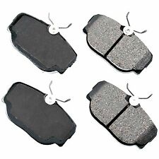 FRONT BRAKE PADS for BMW SEMI METALLIC 318I 318IS 325 325I 325IS 325IX