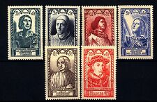 FRANCIA - 1946 - Celebrità del XV secolo. -