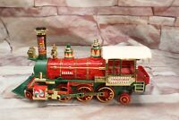 1986 VTG New Bright Santa's Xmas Express Train Set No 183 ENGINE ONLY! FOR PARTS