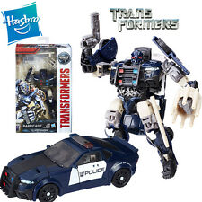 TRANSFORMERS 5 THE LAST KNIGHT BARRICADE ACTION FIGURES CAR PREMIER EDITION TOY