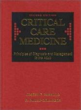 Critical Care Medicine: Principles of Diagnosis of Diagnosis and-ExLibrary