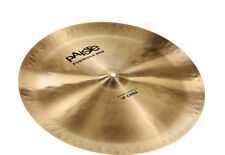 "Paiste 1142618 Formula 602 Modern Essentials 18"" China Cymbal With Long Sustain"
