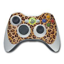 Xbox 360 Controller Skin - Leopard Spots - Vinyl Decal DecalGirl Sticker