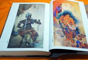 Kano Hogai orbit to Pregnancy Kannon Japanese painter book from Japan (0926)