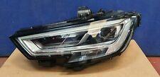 AUDI A3 S3 RS3 8V RESTAURO N/S rimasti FULL LED Matrix per fari 16-ON 8V0941033D