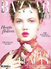 Harper's BAZAAR Magazine - May 2017 UK - Lindsey Wixson, Evelyn Waugh