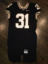 Game Worn Purdue Boilermakers Football Jersey Used Nike #31 Size 42 McKINLEY