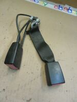 00-06 Mercedes W220 S-Class Rear Center Seat Belt Buckle 2208600269