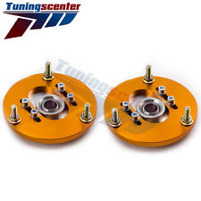 Coilover Front Top Mount Camber Plate Placa para BMW 3 Series E36 318 328 323 M3