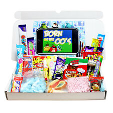 BORN IN THE 00S  SWEETS GIFT BOX- PERFECT FOR 16TH  AND 18TH BIRTHDAY