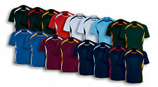 Kids Breezeway Sports Soccer Jersey Casual Wear with Sun Protect & Anti Bacteria