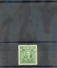 China Sc 533 l20(Sg 696l)*Vf Lh 1943 20/13c Blue Green, Wmk, Yunnan $150
