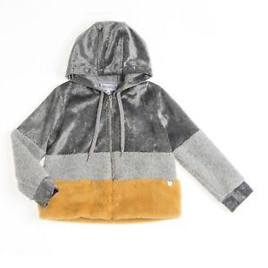 Felpa-giubbotto SIMONETTA tg.8a, 10a, 12a  abbigliamento bambina 1J4010JB200