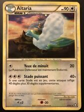 Carte Pokemon ALTARIA 2/102 Holo HGSS TRIOMPHE FR NEUF
