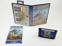 Sega Mega Drive / Genesis *Warsong* OVP mit Anleitung