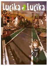 manga Lucika Lucika Tome 2 Shonen Yoshitoshi Abe Ki-Oon Kids VF Couleur Kodomo