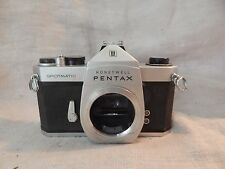 Vintage Honeywell Pentax Spotmatic 35mm Camera Body