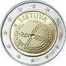 2 Euro Gedenkmünze für die baltische Kultur (in einem numismatischen Paket)