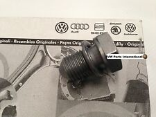 VW Transporter T5 Engine Oil Sump Plug and Washer Genuine VW Parts