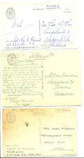 NEDERLAND-S.M.N. 1947 =JOHAN VAN OLDENBARNEVELT =3 x PCC SHIP  MILITAIR F/VF @1