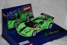 💥 Carrera Digital 132 30678 Ferrari 458 gt2 Krohn Racing, #57 30678 RARE NEW MI