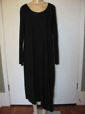 NOBLU/BREAKFAST IN TOKYO BLACK SUNBURST ASYMMETRICAL DRESS SIZE  M NEW TAGS