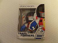 Mighty Muggs Transformers Universe Starscream Figure