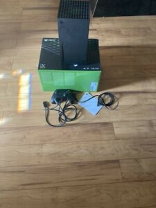 Microsoft Xbox Series X  used console (read before you bid)