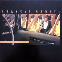 Francis Cabrel LP Photos De Voyages - Europe (EX/EX)