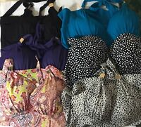 VICTORIA'S SECRET SWIM THE FOREVER TANKINI TOP PICK YOUR SIZE/COLOR NWT