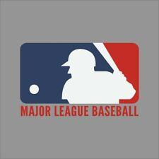 Major League Baseball MLB Logo Pro Sports Vinyl Sticker Decal Car Window Wall
