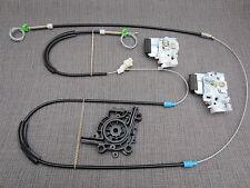 1994-1995 ELECTRIC WINDOW REGULATOR REPAIR FIT *VW GOLF 3 III FRONT LEFT NSF*