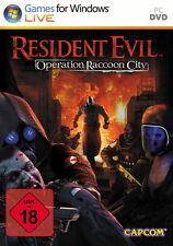 Residente Evil-Operation Raccon City [video game]