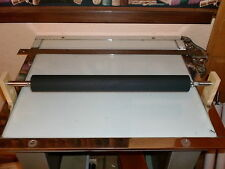 1 Roller 10x15 Cp Rubber Chandler Price Letterpress Printing Press
