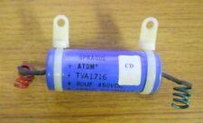 * SPRAGUE  80 UF 450V   Electrolytic Capacitor  TVA1716  ....... WG-292