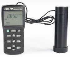 Tes 137 Luminance Meter Light Meterluminance Meters Tes137kd