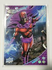 2017 Marvel Premier Base Set 17 Magneto /125