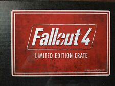 Fallout 4 Limited Edition Crate (LootCrate) + Bonuses