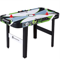 Air Hockey Table Compact  48 Inch with Electronic Scorer Indoor Game Room New